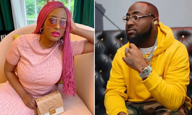 Davido Reacts As DJ Cuppy Says He Should Start Calling Him 'Aunty Cuppy' Because She's Older (VIDEO)