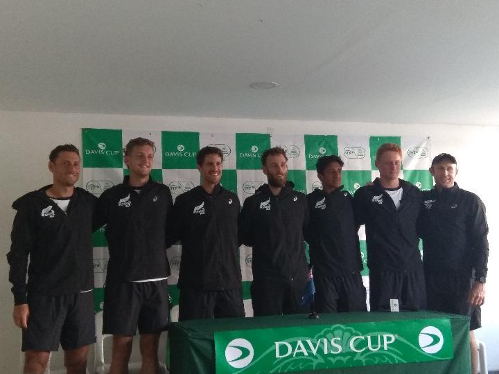 Berikut Inilah Jadwal Tenis Davis Cup Team Indonesia Melawan Selandia Baru 2019