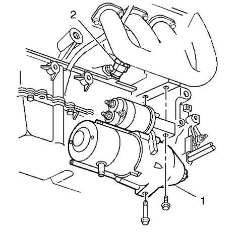 Wiring Diagram Blog: Chevy S10 Starter Diagram