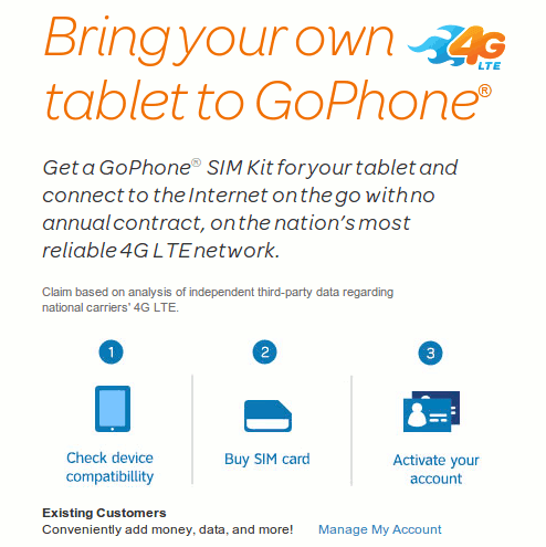 Att Gophone International Travel