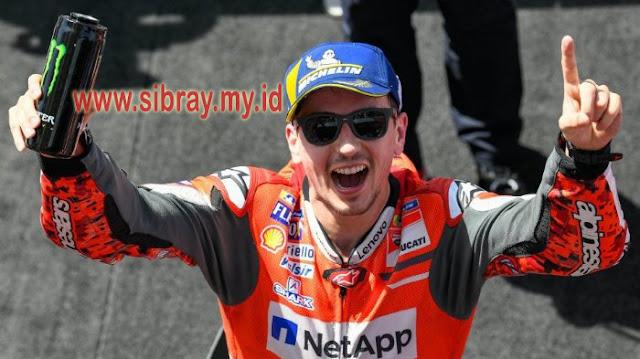 MotoGP Austria 2018: Jorge Lorenzo Tercepat di Red Bull Ring