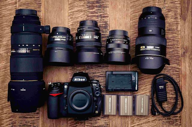 Experience-camera-gear