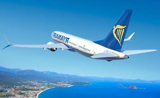 Check-in Ryanair cambia le regole per il bagaglio a bordo dell'aereo
