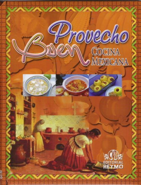Recetario de la Cocina Mexicana