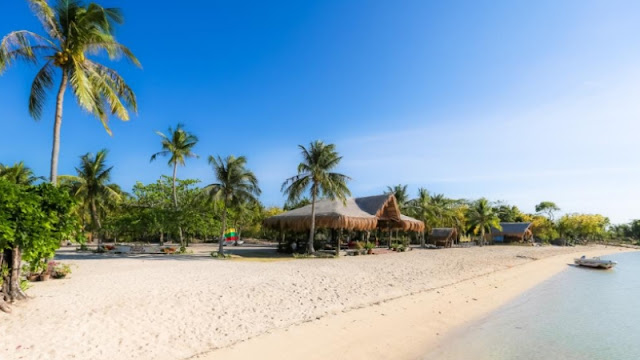 Olango Paradise Island Resort