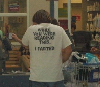 While You Were Reading This I Farted shirt dirty walmart dude.  PYGear.com