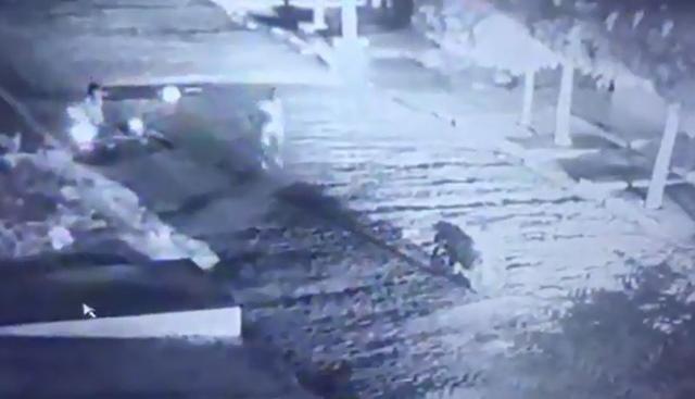 Vídeo: Polícias investigam preso do regime semiaberto suspeito de tentativa de assalto, em Patos