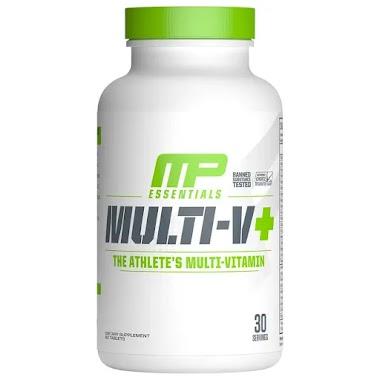 MusclePharm Multi V+ Essentials, 60 tablet(s)