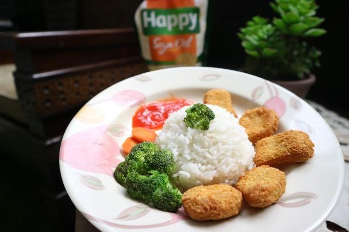 Nggak Khawatir Anak Makan Gorengan karena Pakai Minyak satu ini