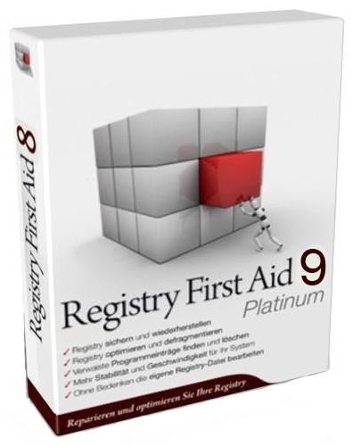 Registry First Aid Platinum 10.0.0 Build 2277 + Free