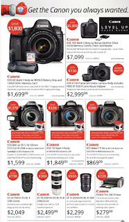 Vistek Flyer Boxing week sale valid December 24 - January 3, 2019 save up to 55%