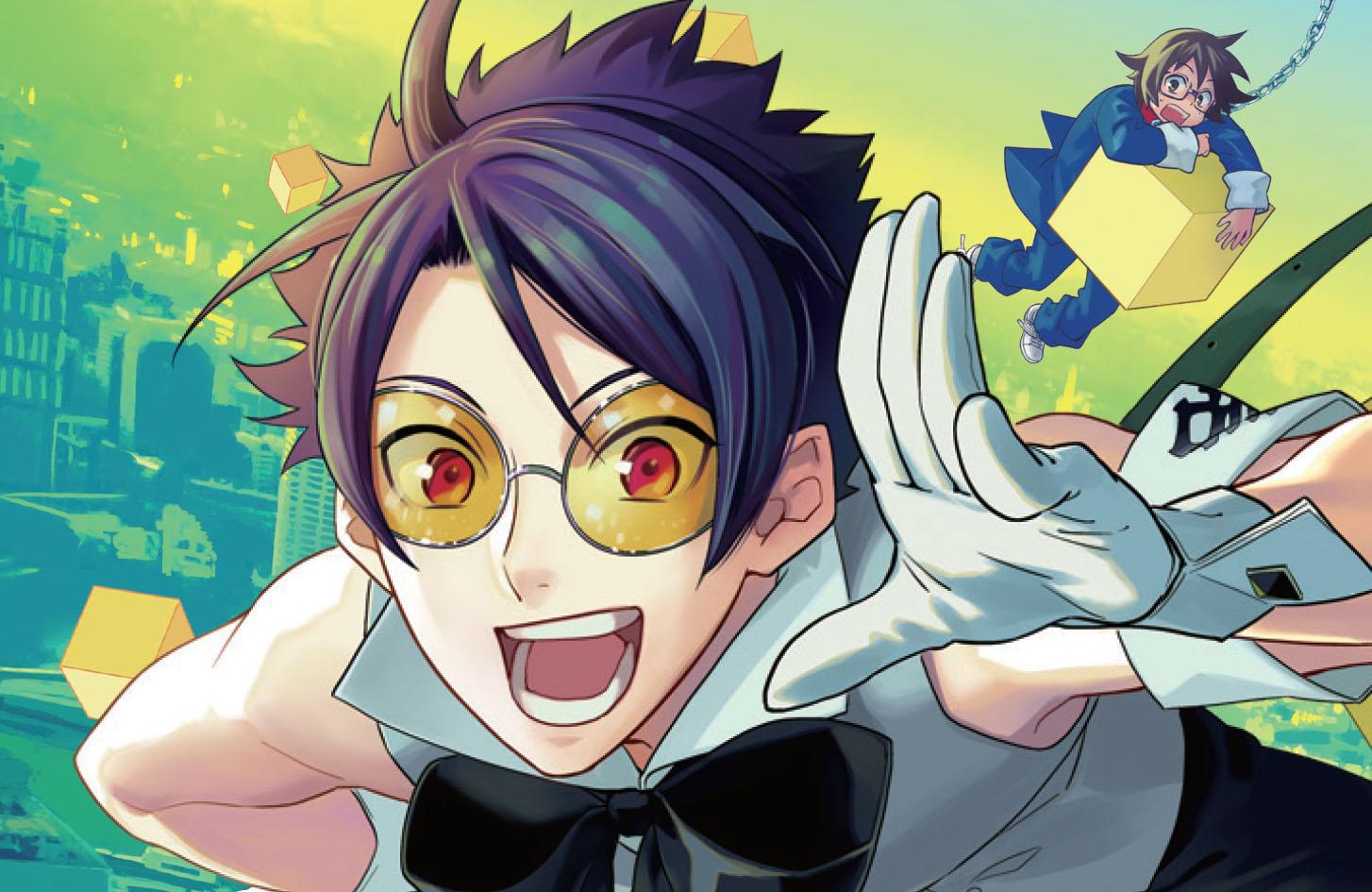 shinigami doggy manga recenzja waneko