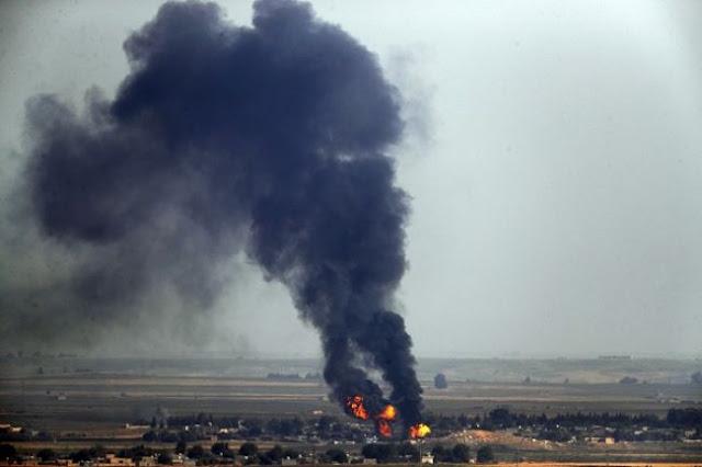 Ισχυρές ενδείξεις για εγκλήματα πολέμου της Τουρκίας στη Συρία