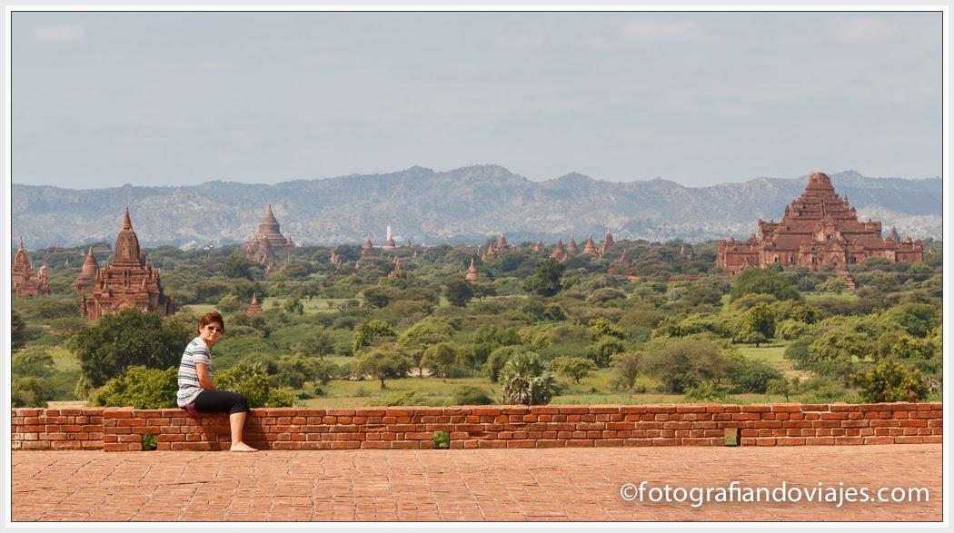 Pya Tha Da en Bagan Myanmar