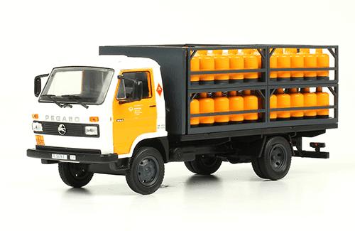 Pegaso Ekus 1988 Repsol Butano vehículos de reparto y servicio salvat