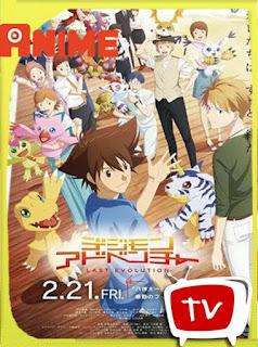 Digimon Adventure: La Ultima Evolución Kizuna (2020) HD[720P] subtitulada [GoogleDrive] DizonHD