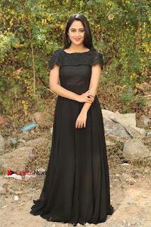 Actress Miya George Latest Po Gallery in Black Gown  0322.JPG