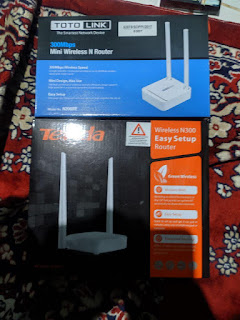 Review Router 100 Ribuan
