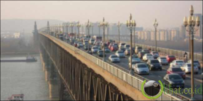 Jembatan Sungai Yangtze, Provinsi Nanjing, China