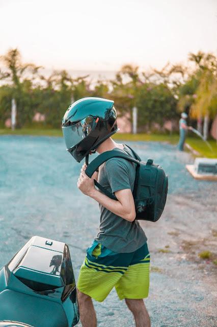 BluArmor BluSnap2, helmet cooler