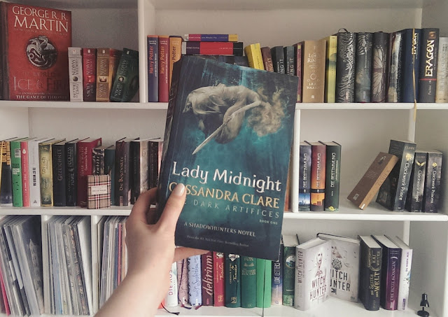 Review Lady Midnight