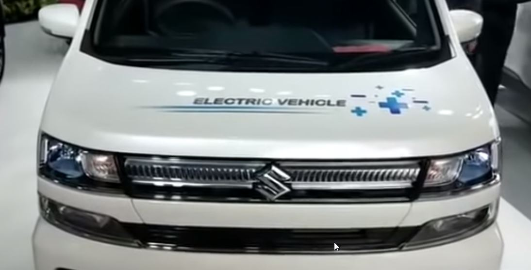 Suzuki developing an electric car for 2020 in India