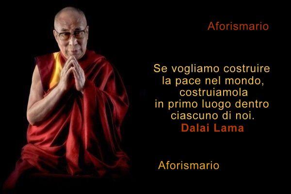 Aforismario Aforismi Frasi E Pensieri Del Dalai Lama Tenzin Gyatso