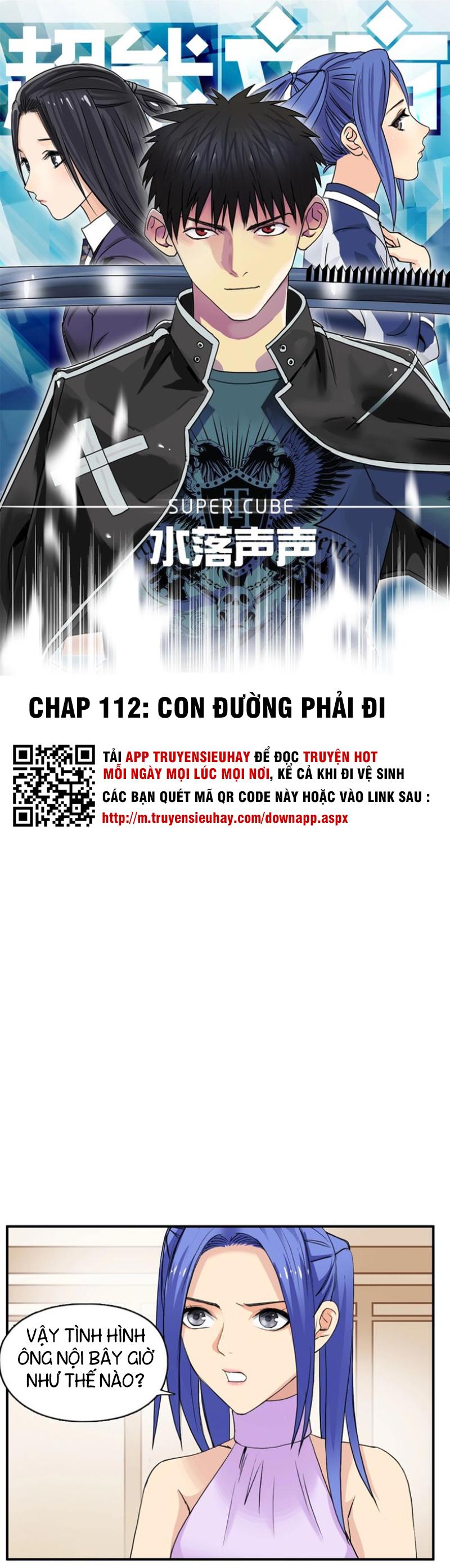 Siêu Năng Lập Phương Chapter 112 video - truyenmh.com