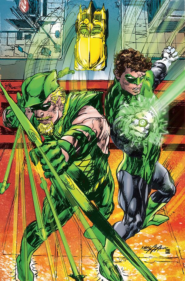 Green Arrow - Cover 2
