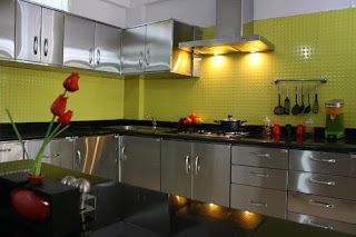 Best modular Kitchen Designs Bangalore Online at MyGubbi.com