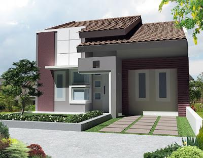desain rumah sederhana type 36
