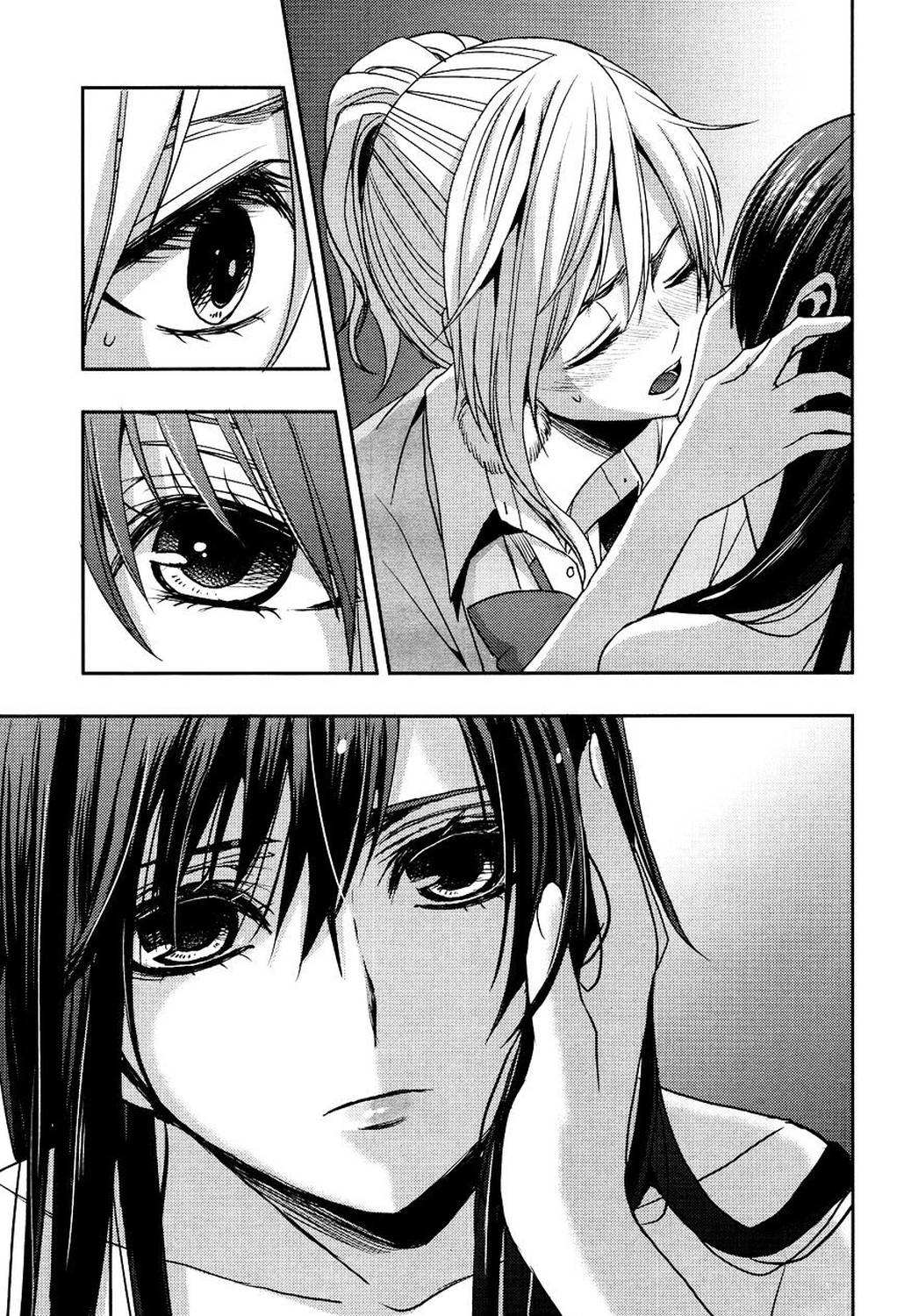 Citrus Chapter 13 Cinta Musim Dingin