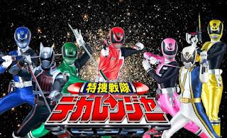 Tokusou Sentai Dekaranger Episodio 50 Final