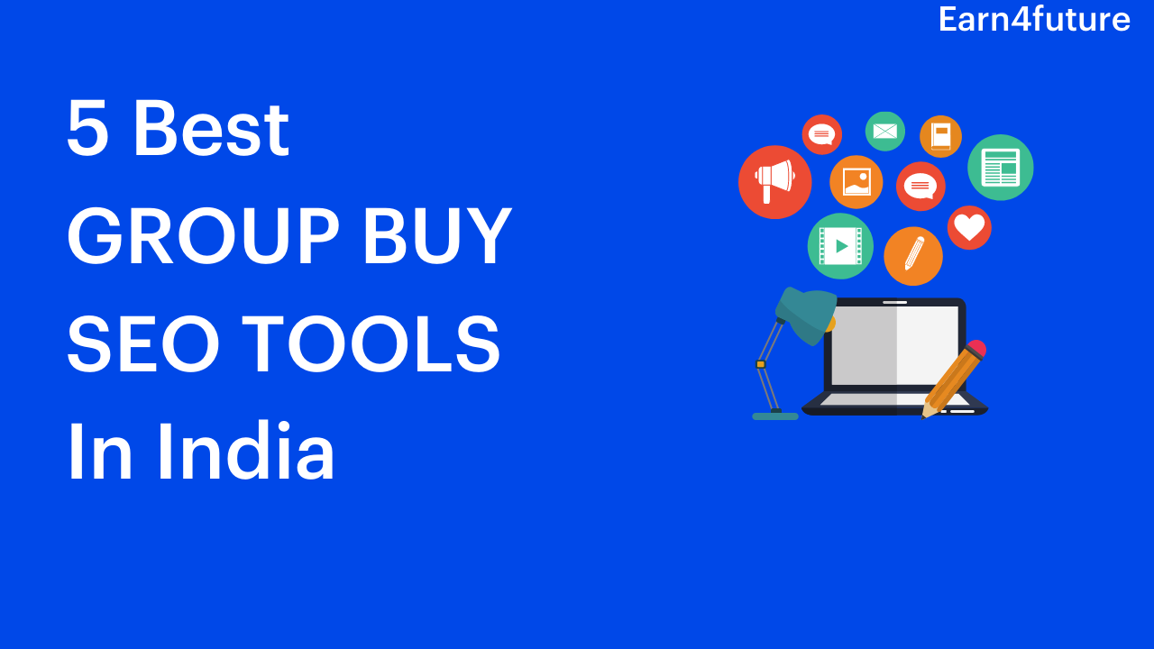 5 Best Group Buy SEO Tools Services India