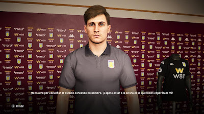PES 2020 Press Room Aston Villa FC by Ivankr Pulquero
