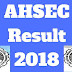 AHSEC Result 2018 Download Link -www.ahsec.nic.in