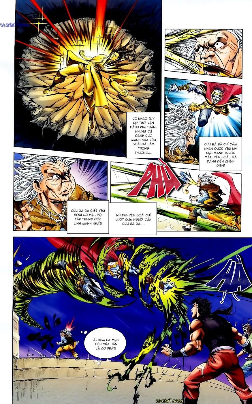 Cơ Phát Khai Chu Bản chapter 109 trang 7