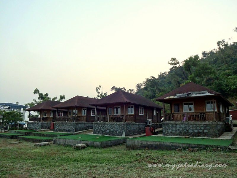 Sea view super deluxe cottage ac MTDC Resort Harihareshwar, Maharashtra
