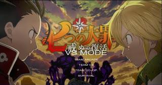 NEW!! MUGEN NANATSU NO TAIZAI PC Y ANDROID EXAGEAR