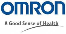 Logo Perusahaan Omron Nebulizer