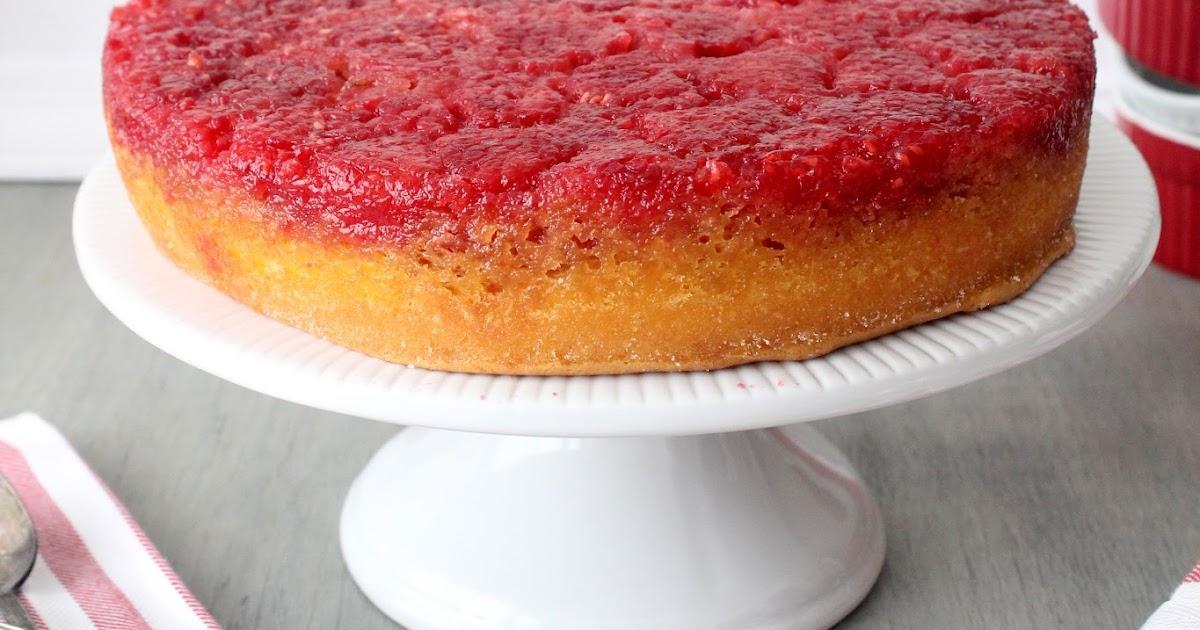 Cherry Tea Cakes: Raspberry Lemon Cake