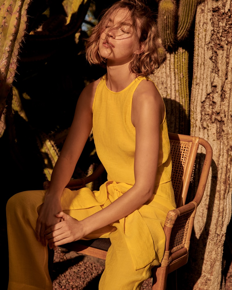 Mango Committed Spring/Summer 2018 Campaign