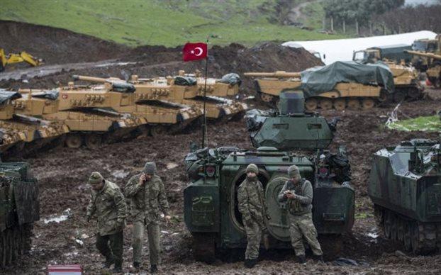Γιατί επεμβαίνει στρατιωτικά η Τουρκία στη Συρία;