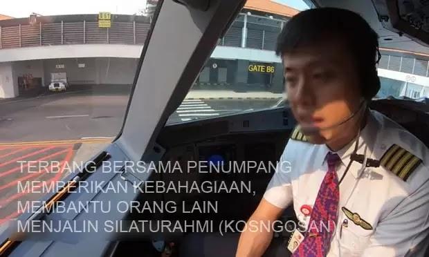 kata mutiara pilot