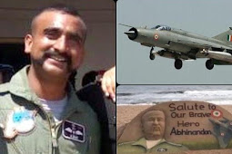IAF pilot Abhinandan Varthaman to coming At Home