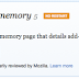 How to easily Check Firefox Memory Usage
