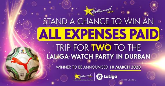 Maxi's Hosts LaLiga Watch Party