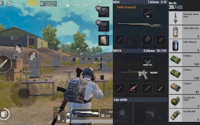 Balo 3 rất hiếm gặp chỉ trong Game PUBG Mobile