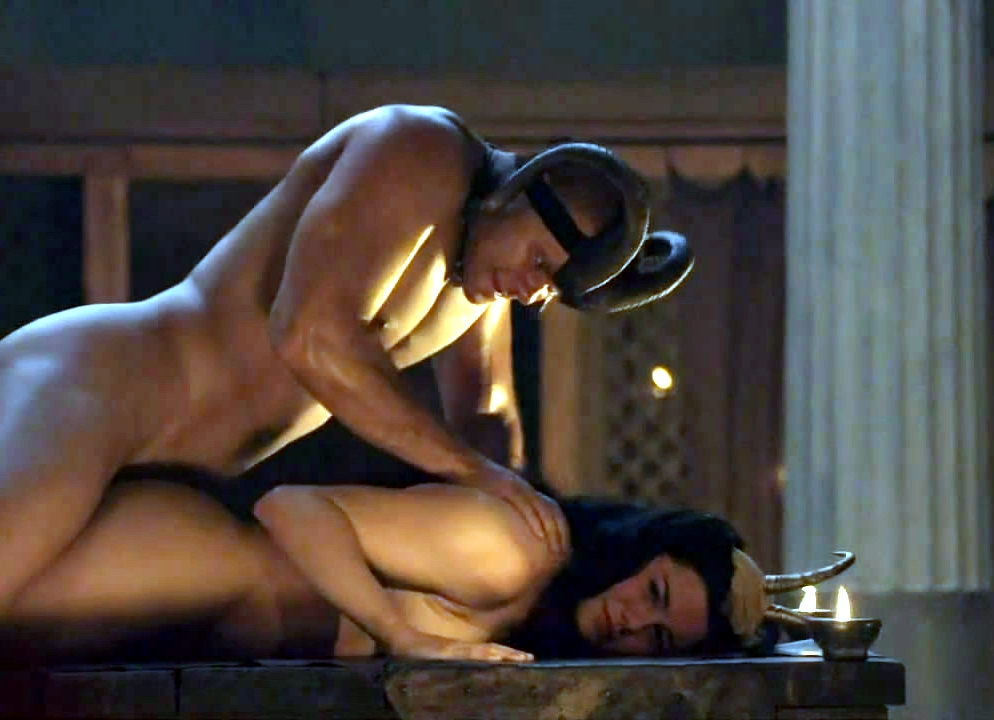 Spartacus all sex scenes