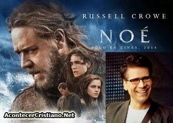 """Jesús Adrián Romero de la película """"Noé"""""""